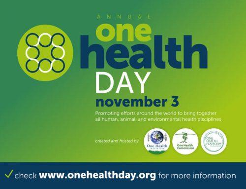 3η Νοεμβρίου: Παγκόσμια Ημέρα σήμερα για την Ενιαία Υγεία